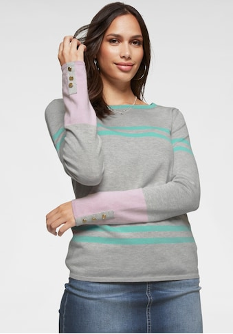 TOM TAILOR Polo Team Strickpullover kaufen