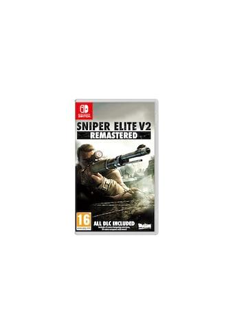Sniper Elite, GAME, »V2 Remastered« kaufen