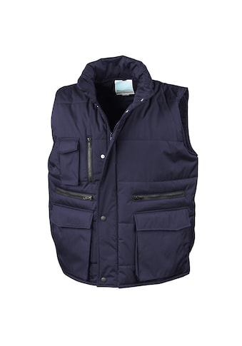 Result Steppweste »Herren Lance Bodywarmer / Weste mit zahlreichen Taschen, winddicht,... kaufen