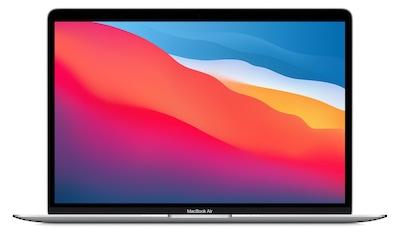 Apple Notebook »MacBook Air 2020 M1 7C GPU / 256 GB / 8 GB Silberfarben« kaufen