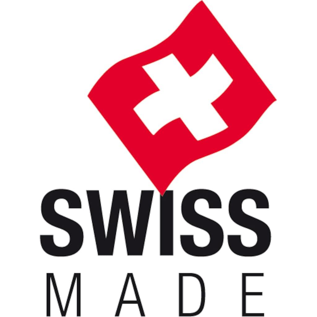 Swiss Dream by billerbeck Daunenbettdecke »Basic 90«, leicht, Füllung 90% neue europäische Entendaunen, weiss, 10% Federchen Klasse I (Euro-Norm), Kein Lebendrupf!, Bezug 100% Baumwolle, soft-touch-finish™. hydrophil und atmungsaktiv, (1 St.)
