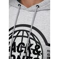 Jack & Jones Kapuzensweatshirt »Ruben Sweat Hood«