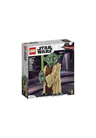 LEGO® Spielbausteine »Star Wars Yoda« kaufen