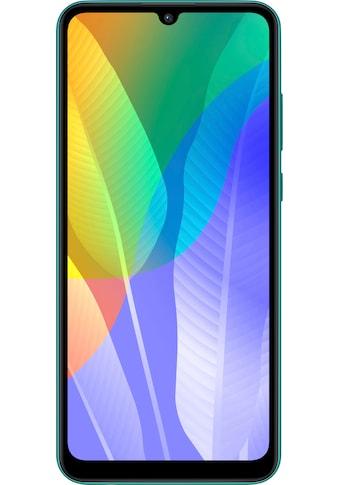 """Huawei Smartphone »Y6P«, (16 cm/6,3 """" 64 GB Speicherplatz, 13 MP Kamera), 24 Monate Herstellergarantie kaufen"""