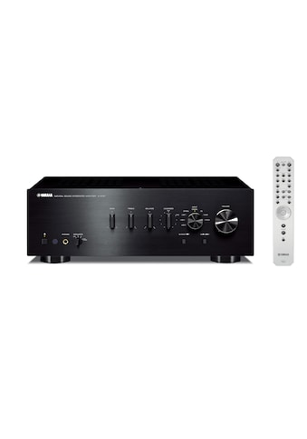 Stereo - Verstärker, Yamaha, »A - S701 Schwarz« kaufen