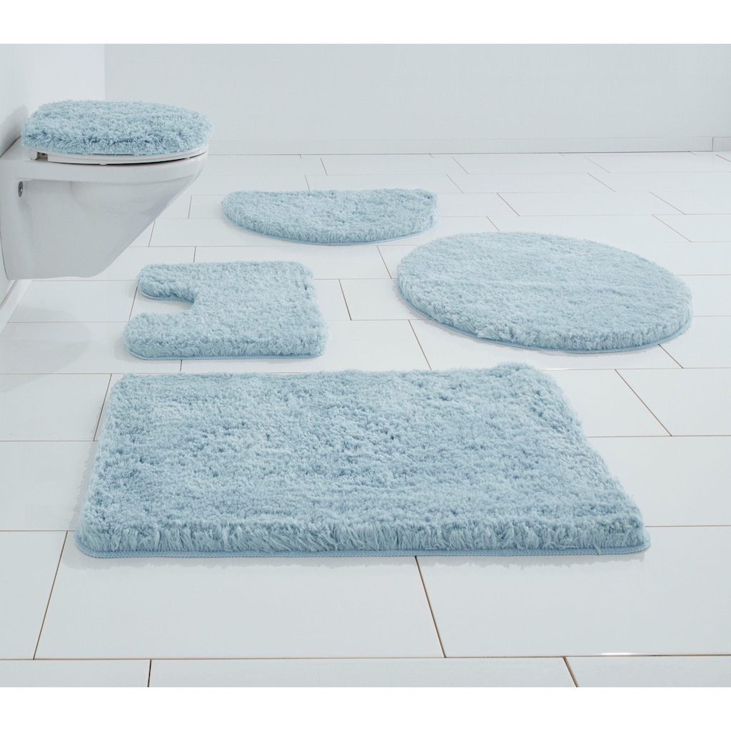 Badematte »Micro exclusiv«, Guido Maria Kretschmer Home&Living, Höhe 55 mm, strapazierfähig