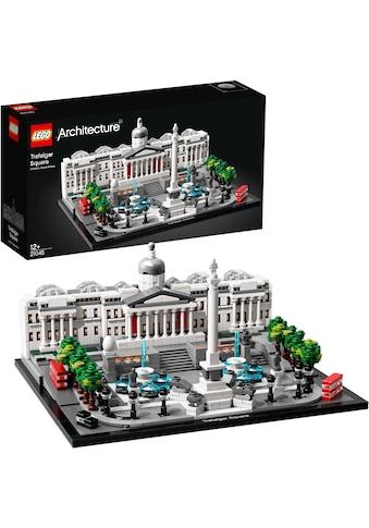 """LEGO® Konstruktionsspielsteine """"Trafalgar Square (21045), LEGO® Architecture"""", (1197 - tlg.) kaufen"""