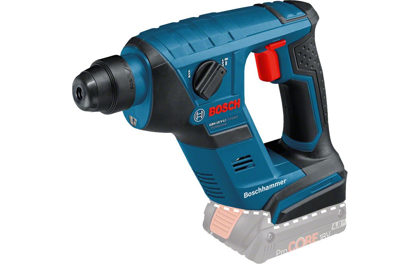 Image of Akku-Bohrhammer, Bosch Professional, »GBH 18V-LI Compact Solo«