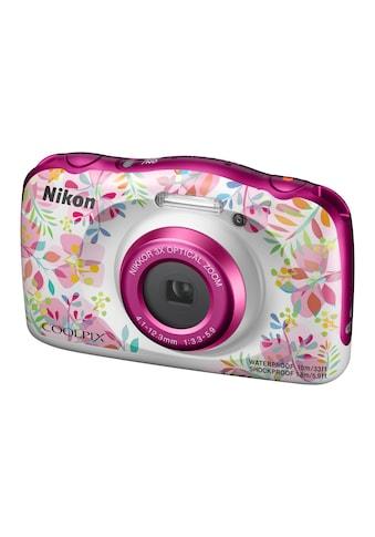 Nikon Kompaktkamera »Fotokamera COOLPIX W150 Flowers« kaufen