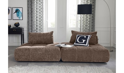 Guido Maria Kretschmer Home&Living Big-Sofa »Eidum«, variabel, inklusive Kissen kaufen