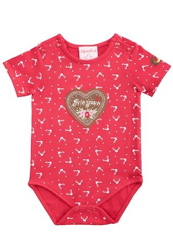 BONDI Trachtenbody Baby mit süssem Print kaufen