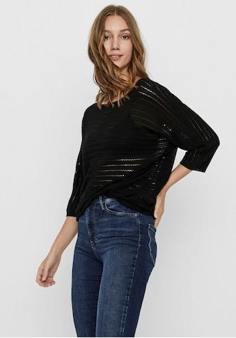 Vero Moda Longpullover »VMYOYO« kaufen