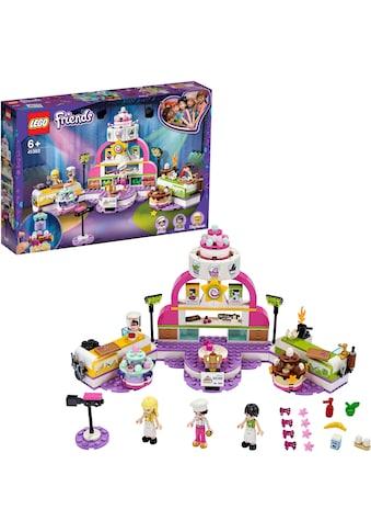 "LEGO® Konstruktionsspielsteine ""Die grosse Backshow (41393), LEGO® Friends"", Kunststoff, (361 - tlg.) acheter"