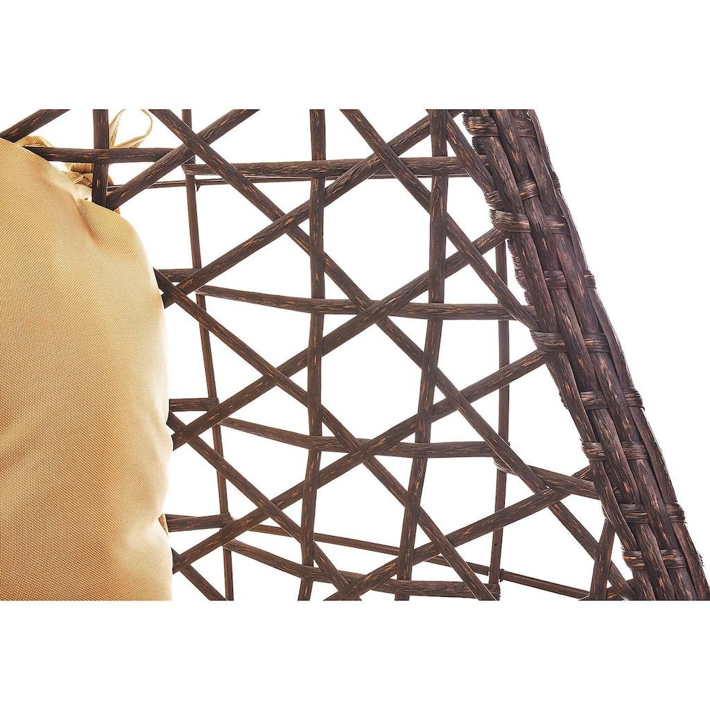 locker Hängesessel »CRISSCROSS«