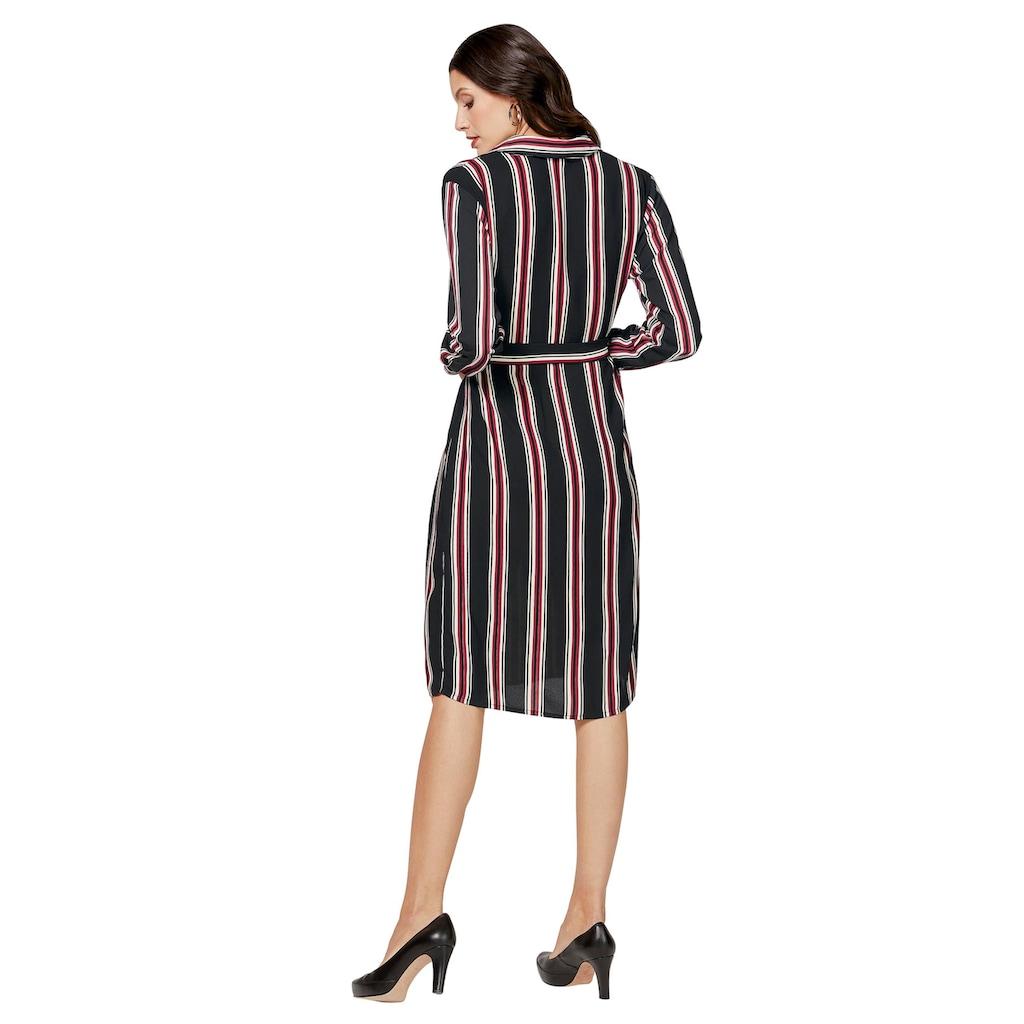 creation L Hemdblusenkleid »Kleid«