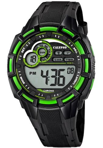 CALYPSO WATCHES Digitaluhr »Digital For Man, K5625/3« kaufen