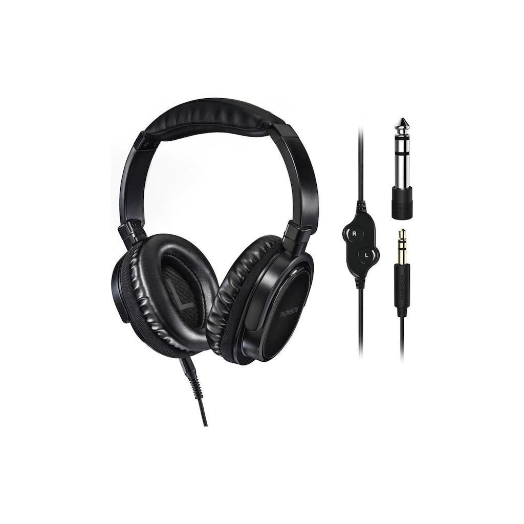 Hama Over-Ear-Kopfhörer »HED4508 Schwarz«