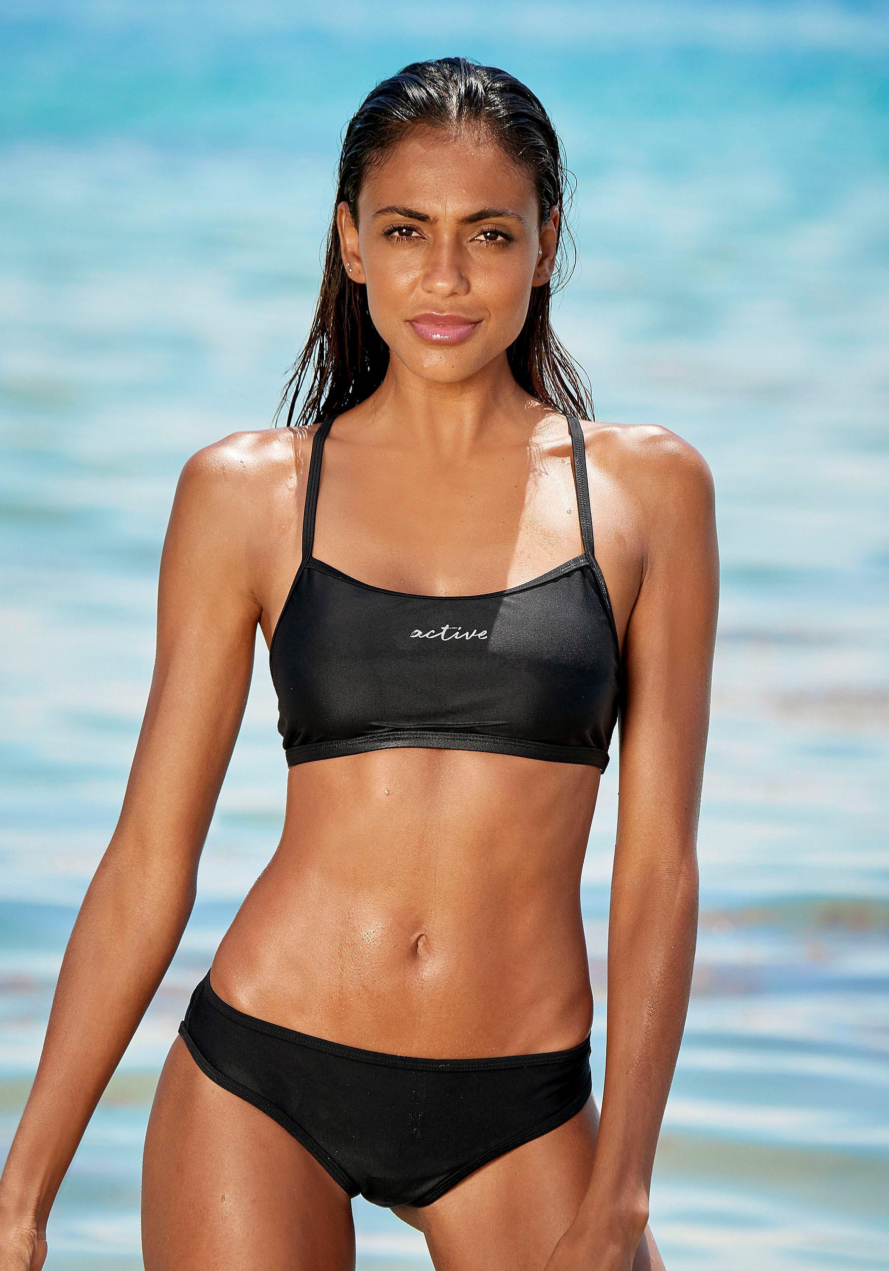 Image of LASCANA ACTIVE Bustier-Bikini