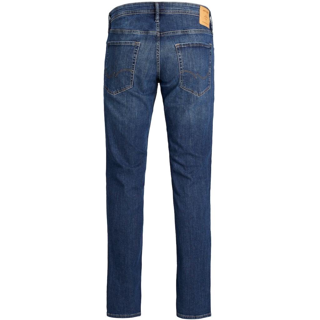 Jack & Jones Slim-fit-Jeans »Tim«, Bis Jeans Weite 48