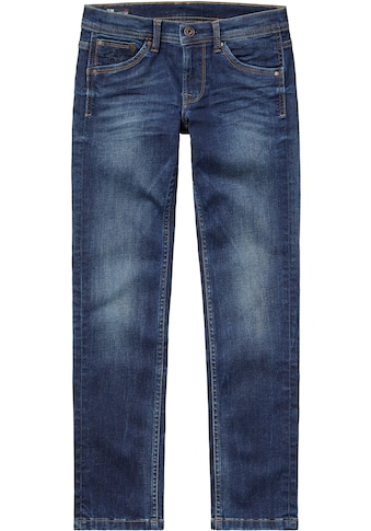 Pepe Jeans Stretch - Jeans »CASHED« kaufen