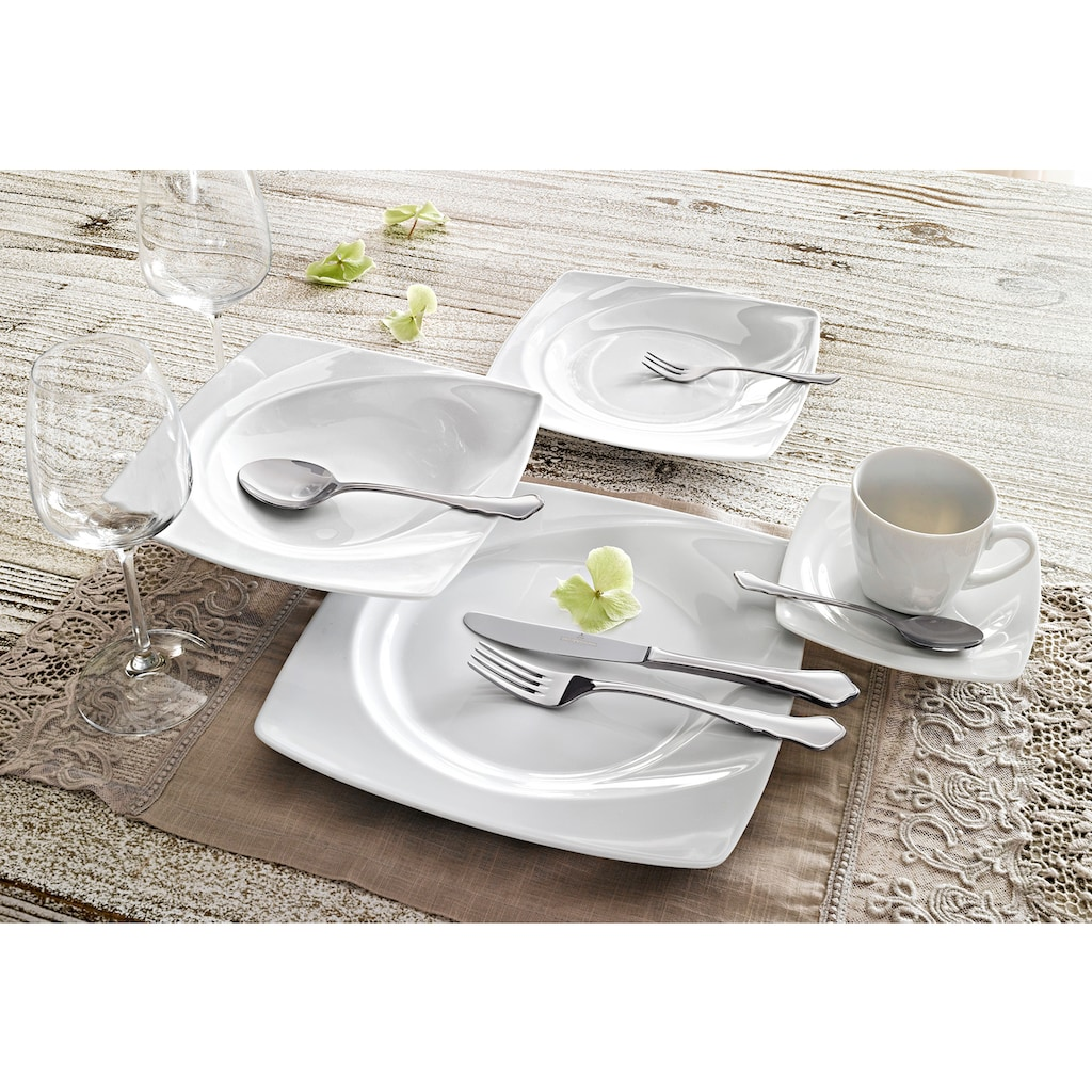 "CreaTable Tafelservice ""Celebration"" (12-tlg.), Porzellan"