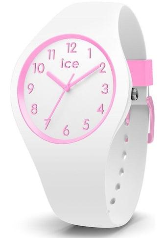 ice - watch Quarzuhr »ICE ola kids  -  Candy white  -  Small  -  3H, 014426« acheter