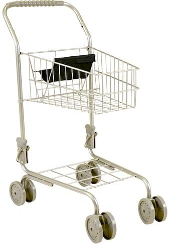 Knorrtoys® Spiel-Einkaufswagen »Take me, navy blue« kaufen