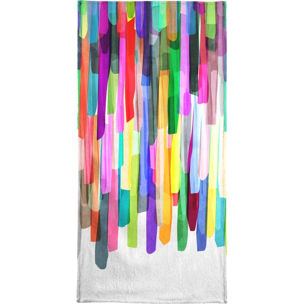 "Handtuch ""Colorful Stripes 4"", Juniqe"