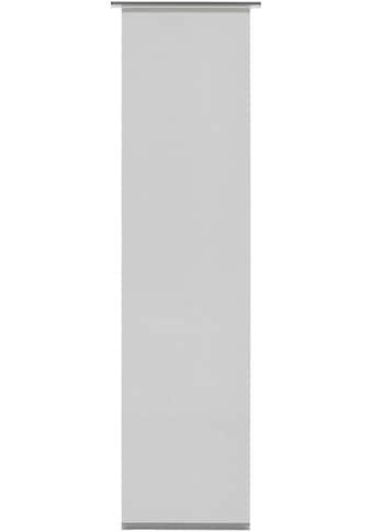 GARDINIA Schiebegardine »Flächenvorhang Stoff Uni«, HxB: 245x60 kaufen