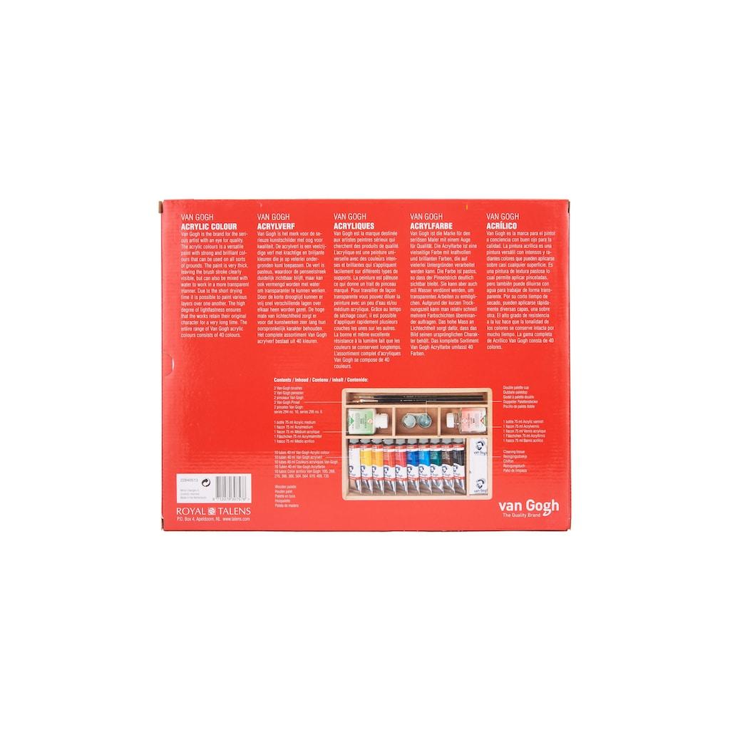 Acrylfarbe »10 ml, Mehrfarbig«