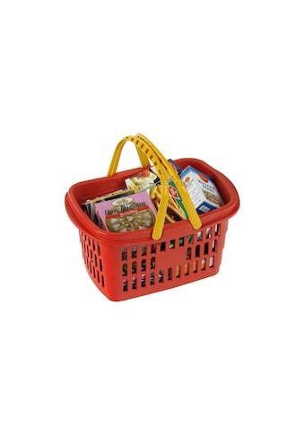 Spiel - Lebensmittel, Klein - Toys, »Einkaufskorb gefüllt« kaufen