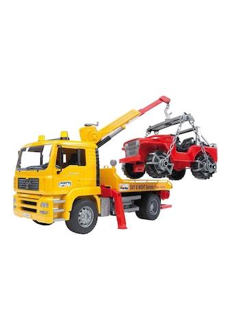 Bruder® Spielzeug-Abschlepper »Lastwagen MAN TGA Abschlepp-LKW« kaufen