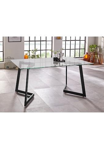 INOSIGN Esstisch »Tina«, Breite 160 cm kaufen