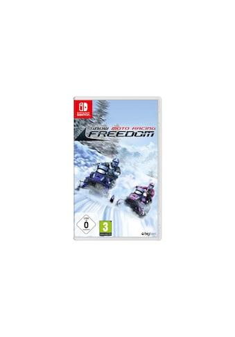 BigBen Spiel »Snow Moto Racing Freedom«, Nintendo Switch kaufen