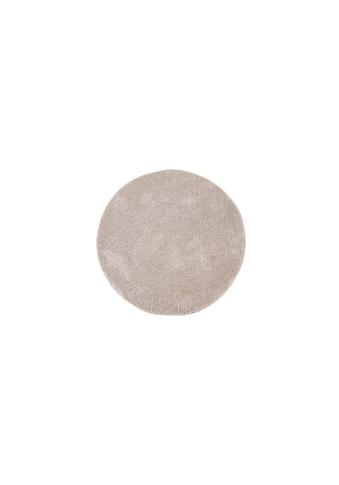 Teppich »Softshine beige«, rund, - mm Höhe kaufen
