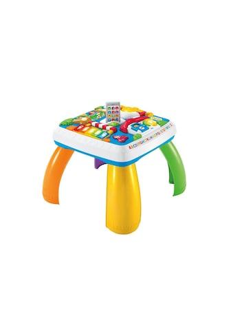 Lernspielzeug »Lernspass Spieltisch«, Zum Spielen im Sitzen lassen sich die Beine auch abnehmen kaufen