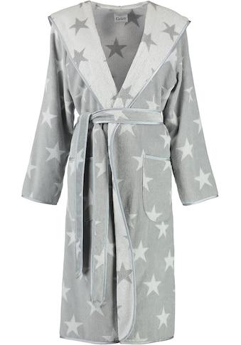 Damenbademantel »Sterne«, Cawö kaufen