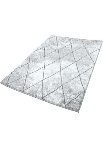 Carpet City Teppich »Moda 1532«, rechteckig, 11 mm Höhe, Wohnzimmer kaufen