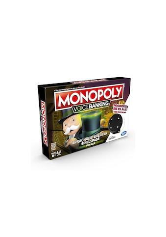 Familienspiel, Hasbro, »Monopoly Voice Banking« kaufen