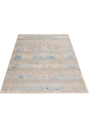 Leonique Orientteppich »Selena«, rechteckig, 5 mm Höhe, mit Fransen, Wohnzimmer kaufen