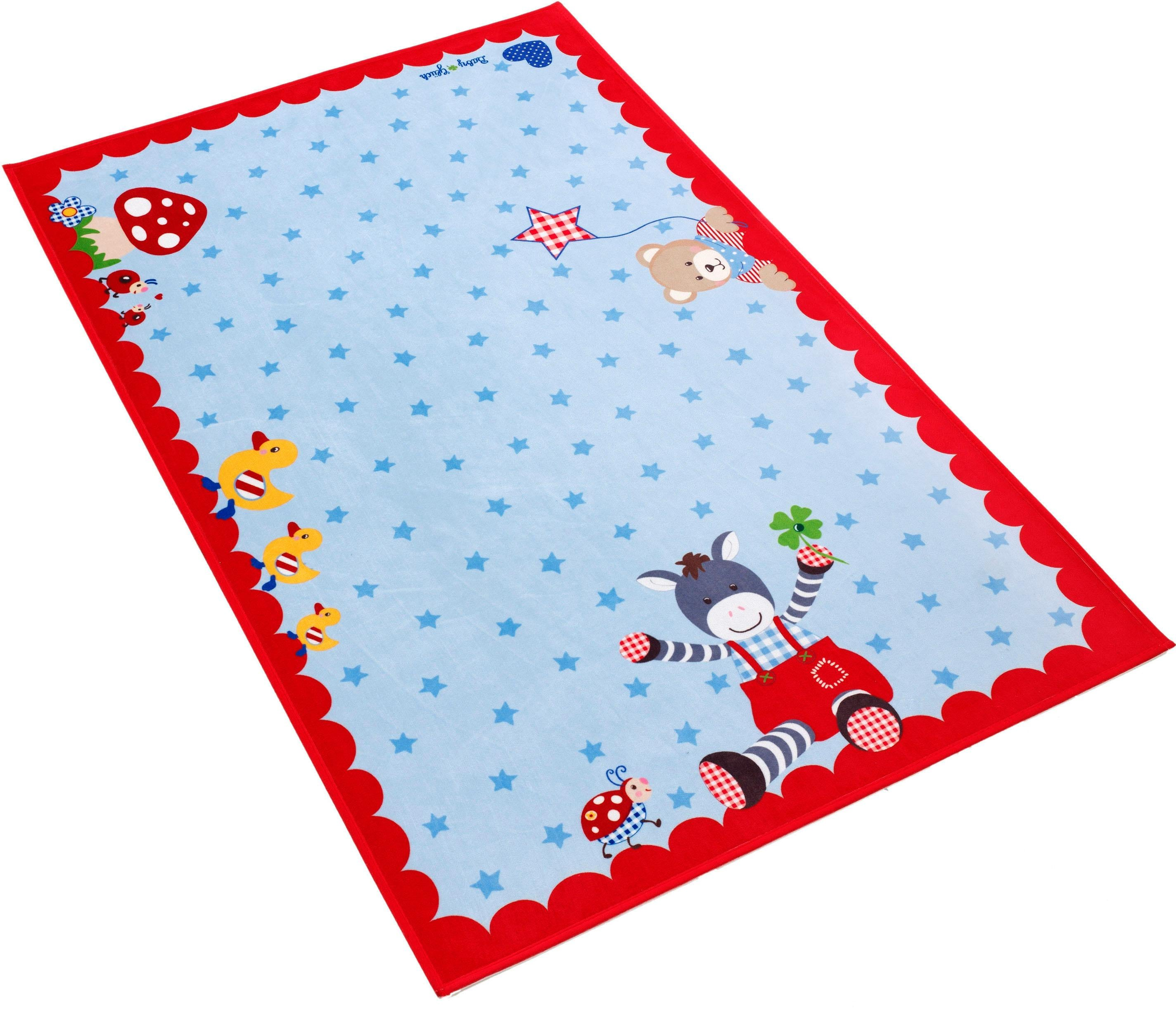 Image of Kinderteppich, »Babyglück 715«, Babyglück, rechteckig, Höhe 6 mm, gedruckt