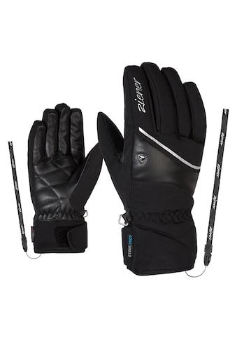 Ziener Skihandschuhe »KAIKA AS(R) AW Lady« kaufen
