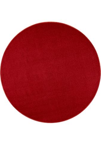 HANSE Home Teppich »Shashi«, rund, 8,5 mm Höhe, ringsum gekettelt, Wohnzimmer kaufen