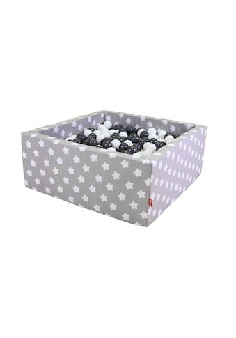 Knorrtoys® Bällebad »Soft eckig« kaufen