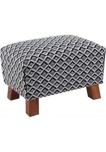 Max Winzer® Fusshocker »Footstool« kaufen