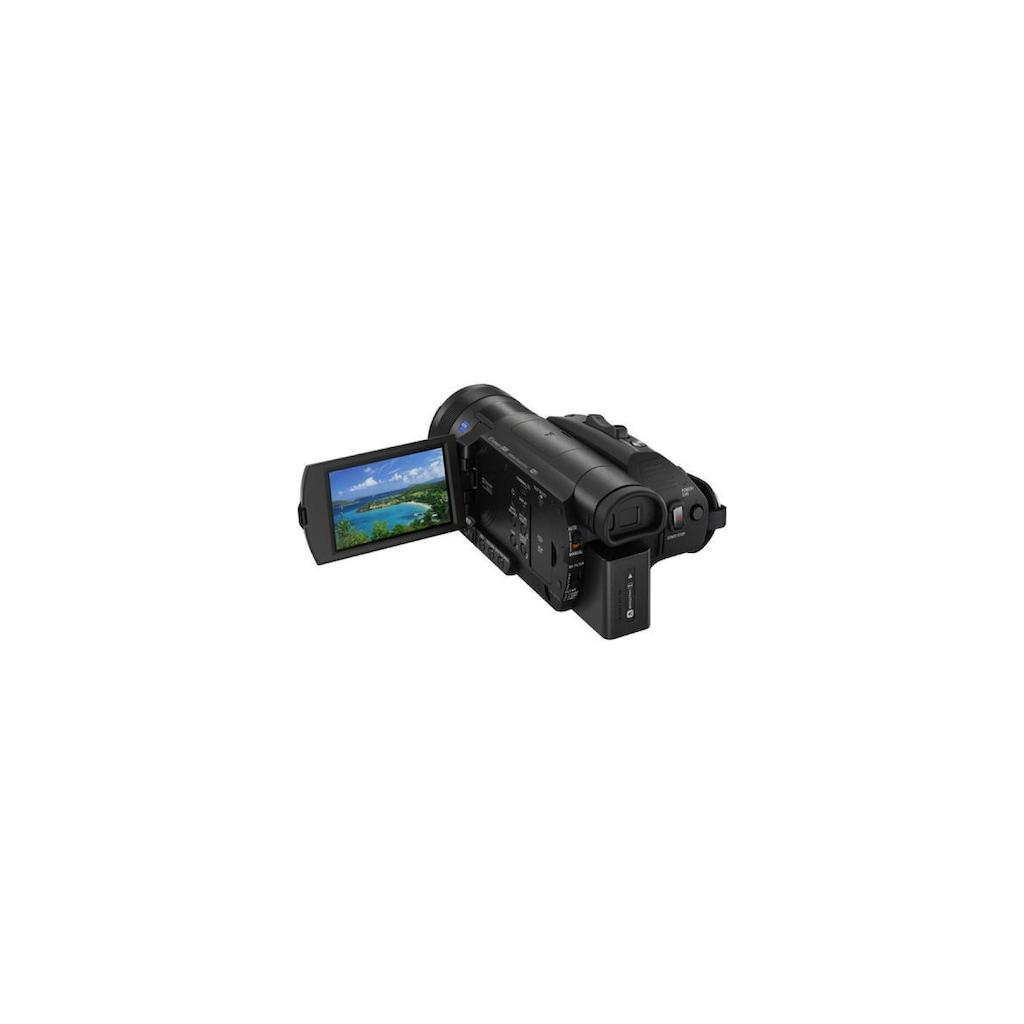 Sony Videokamera »FDRAX700 CHF 10«, 12x opt. Zoom