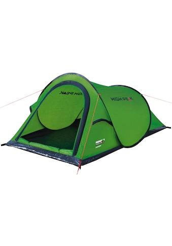 High Peak Wurfzelt »Campo«, 2 Personen, (Set, mit Transporttasche) kaufen