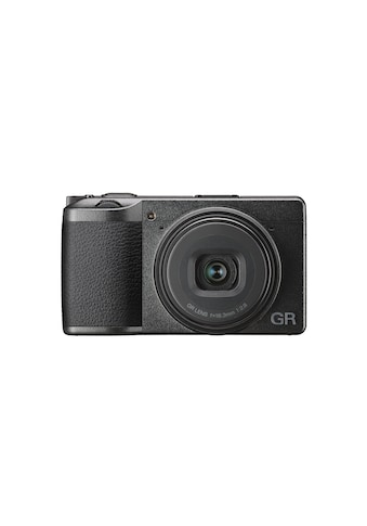 Ricoh Kompaktkamera »Fotokamera GR III« kaufen