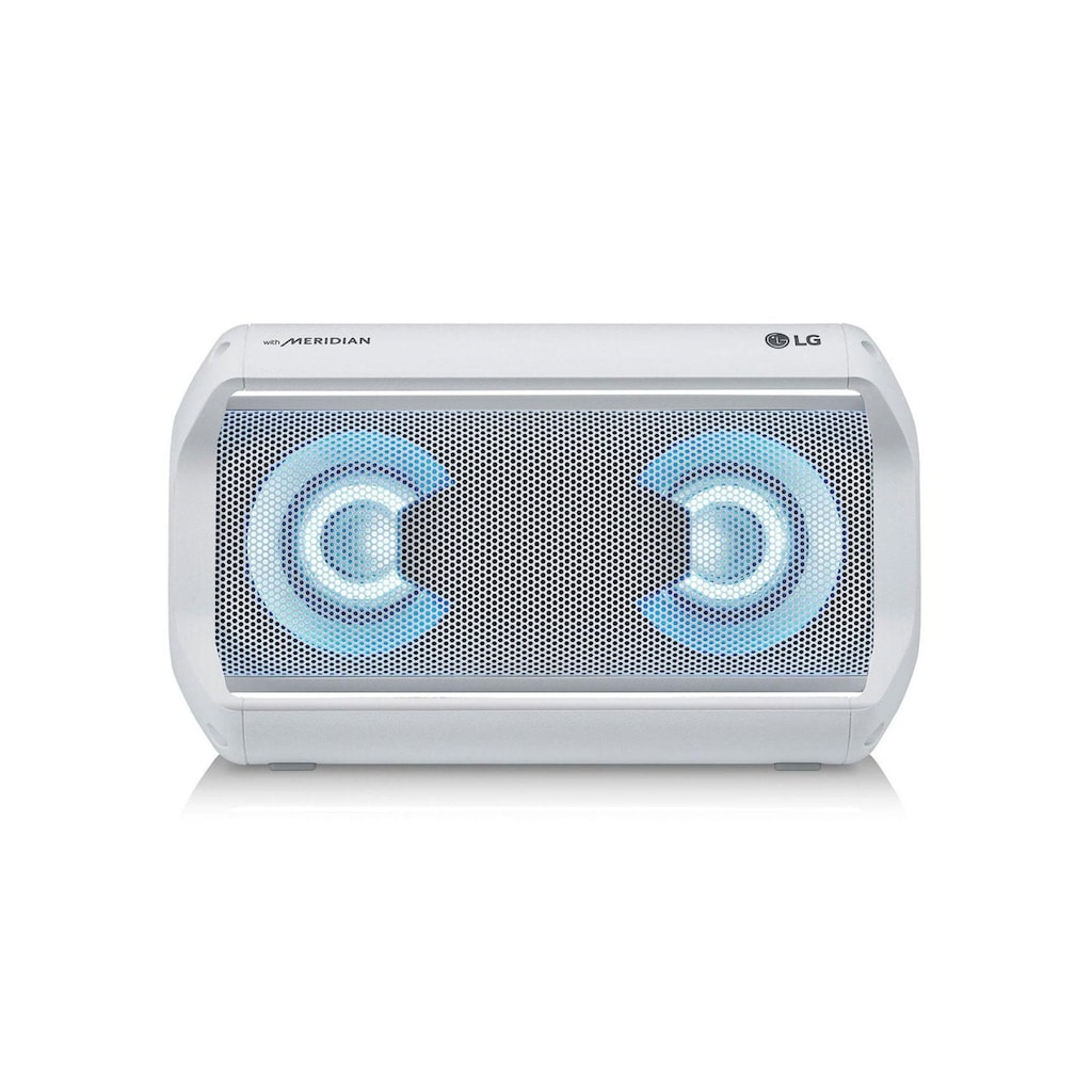 LG Bluetooth-Speaker »PK5W Weiss«