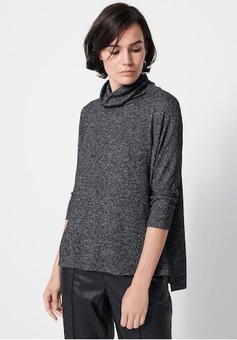 someday Langarmshirt »Kitana«, im Oversized-Look kaufen